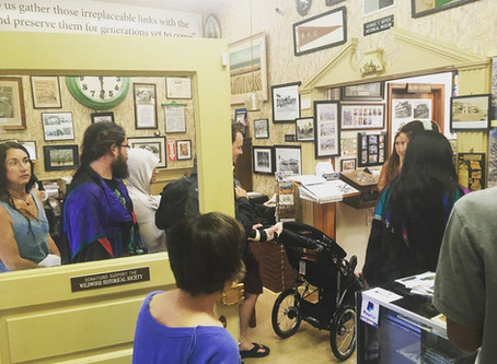 Wildwood Historical Society has busiest summer ever