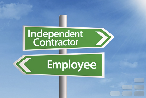 Employee or Independent Contractor? The Differences: