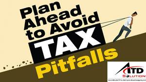 Why You Need Year-Round Tax Planning...