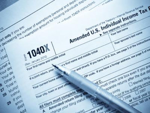 Do You Need To File An Amended Tax Return? Here's How