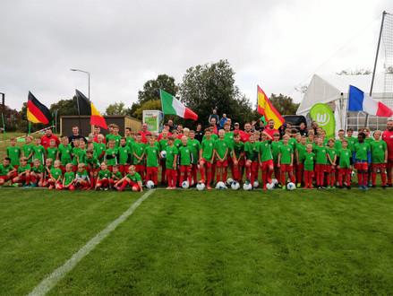 NFZ Fußballcamp 2021 in Oschersleben