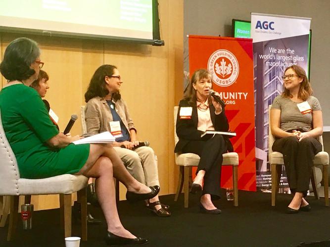 TN Women in Green Leadership Breakfast Panel