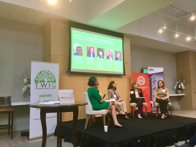 TN Women in Green Leadership Panel