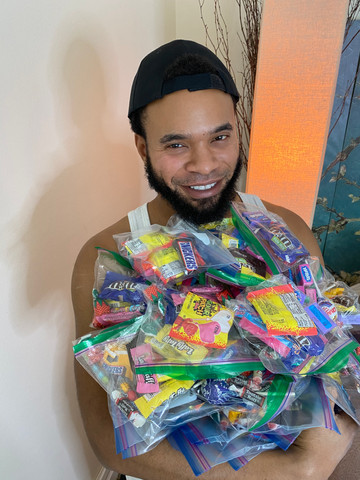 Bagging Candy