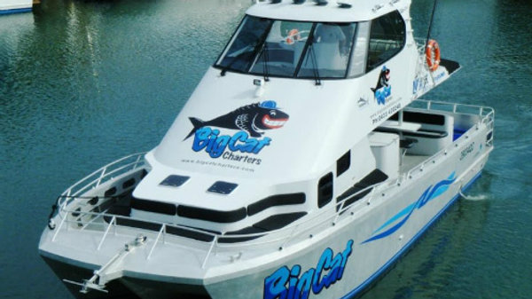 Big Cat Fishing Charter of Moreton Bay