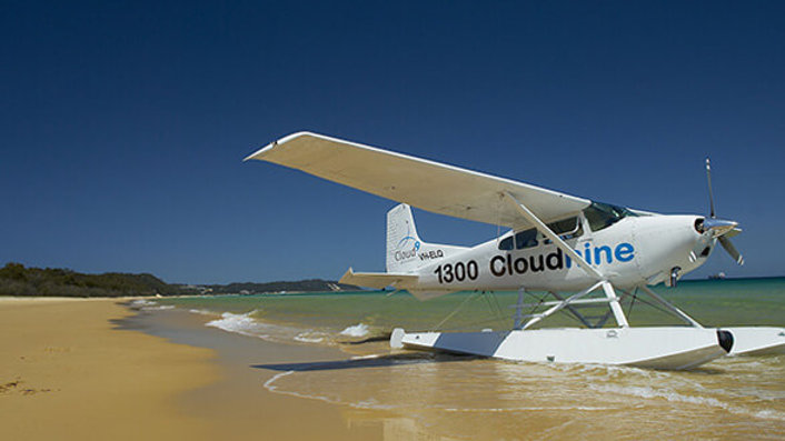 Seaplane Getaway to South Stradbroke Island