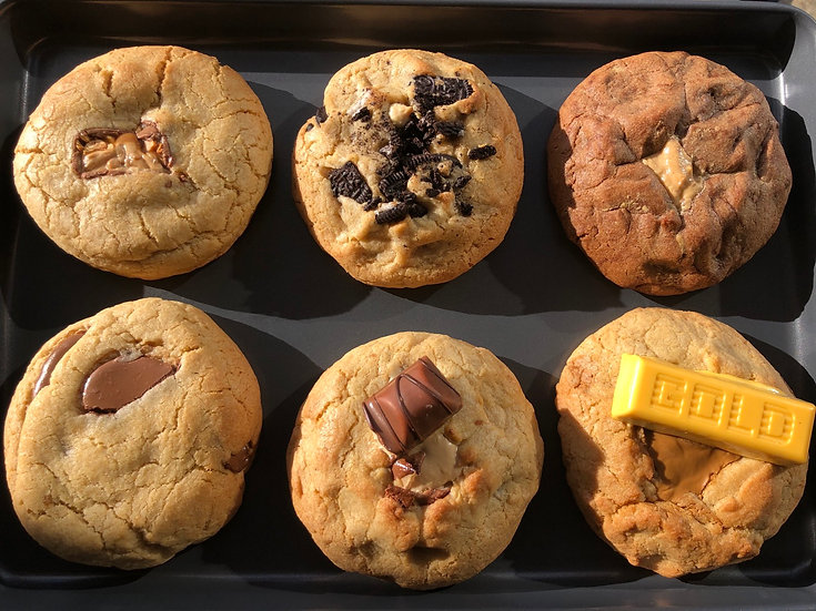 Mixed cookies box A