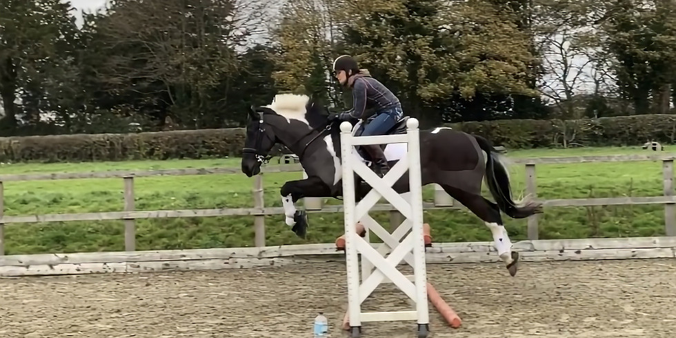 CANCELLED - SHOW JUMPING SCURRY RELAY AT RADNAGE HOUSE