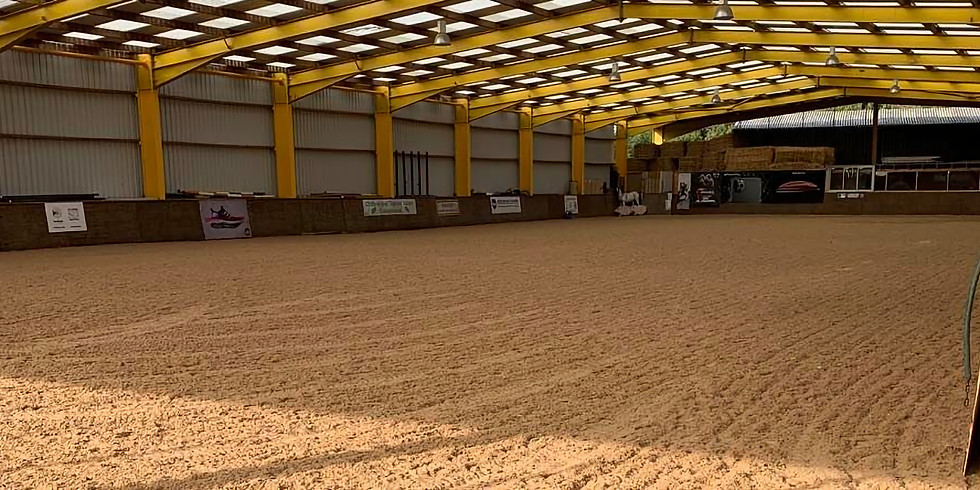 CREATIVE FLATWORK WITH SUSIE P AT MANOR FARM