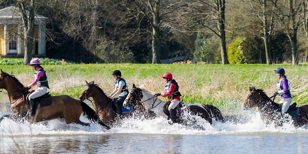 NRC PLEASURE RIDE AT WEST WYCOMBE ESTATE