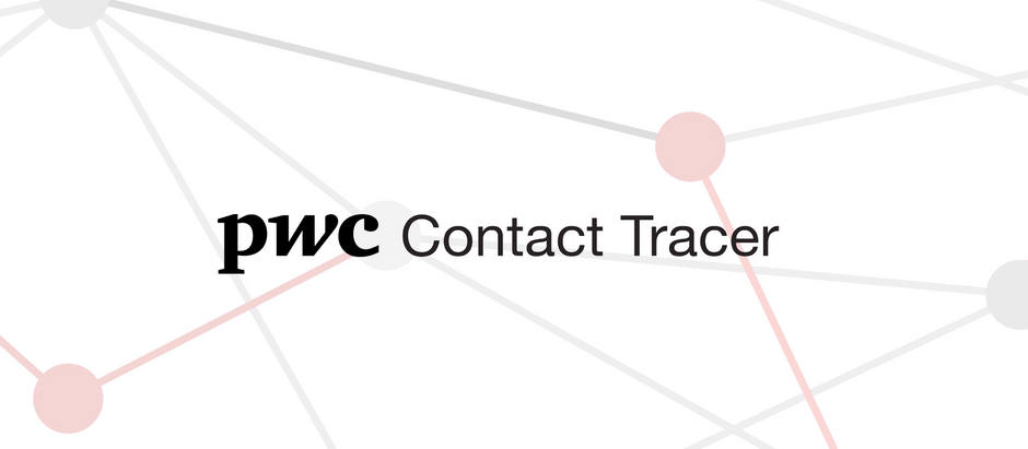 An earth-shattering pandemic calls for a ground-breaking innovation - PwC Contact Tracer.