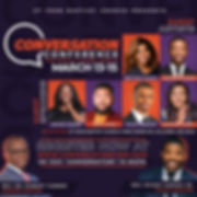 2020 Conversation Conference - Main Grap