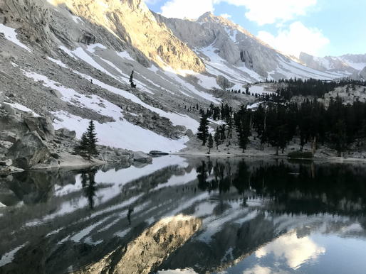 Mount Whitney: Backpacking the Tallest Mountain in the (Contiguous) United States