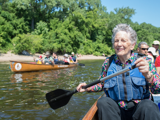 Seniors on Superior: Kayaking and Canoeing the Great Lakes in the Golden Years