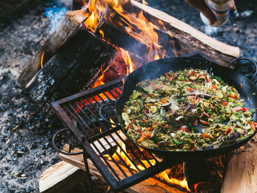 5 Outdoor Gourmet Chefs Making Magic By The Campfire