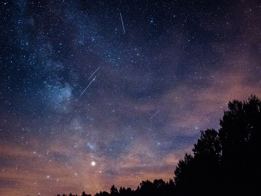 2021 Guide to Upcoming Meteor Showers