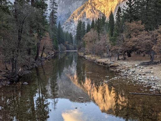 The Glory of Yosemite