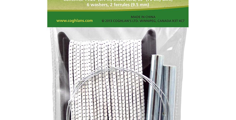 Coghlans Kit Reparacion Casa de Campaña