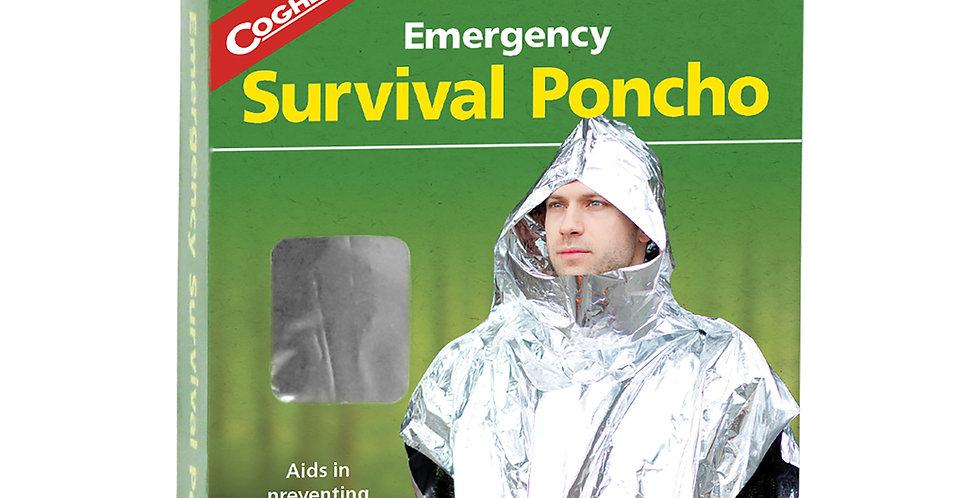 Coghlans Poncho de Supervivencia