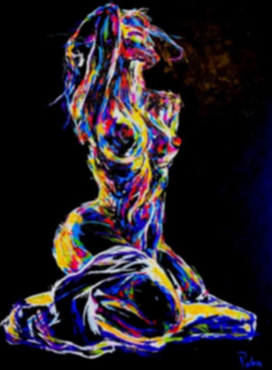 """Sensual Chaos"" by Matthew R. Paden"
