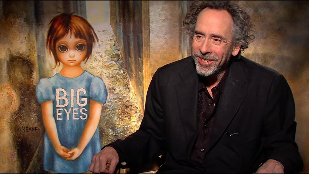 Filmmaker, Tim Burton