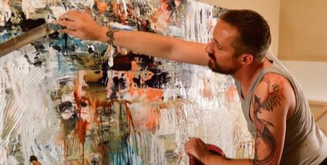 A Love Affair With Paint & Texture