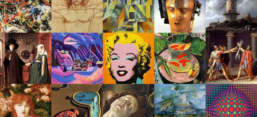 Art Movements: Why They Are Important, and Why We Need A  Strong Resurgence of Them?