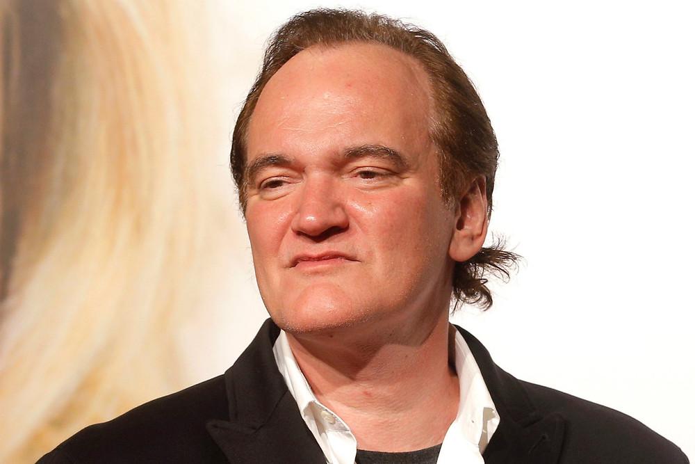 Filmmaker, Quentin Tarantino