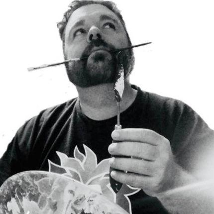 Oklahoma artist, Matthew R. Paden