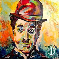 Spontaneous Realism Portrait of Charlie