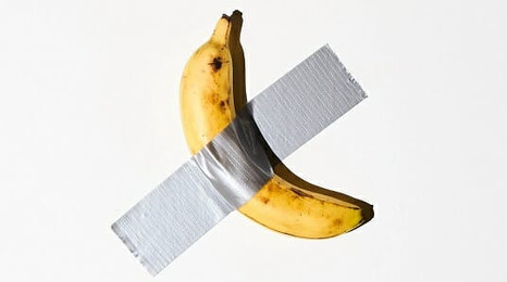 The Duct-Taped Banana: Art, or Gimmick?