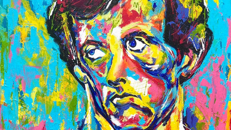Spontaneous Realism Portrait of Sylvester Stallone as Rocky by Savvy Palette.