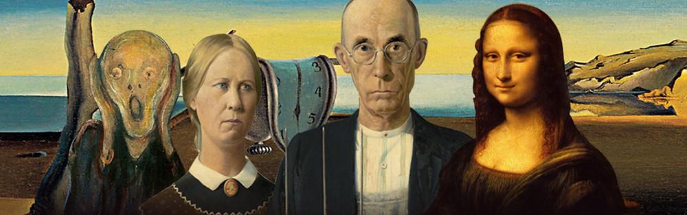 art movements, modern art history, art evolution, art that sparked a movement, understanding modern art, art genre