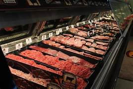 Newberry Farms Market~ Meat Counter