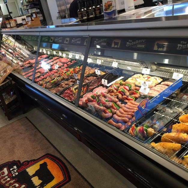 Newberry Farms Market~Meat Counter