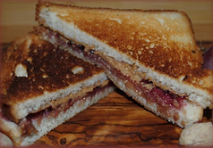Toasted Traveler Menu Toasted PB&J