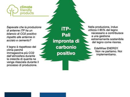 iTP-Pali impronta di carbonio positivo!
