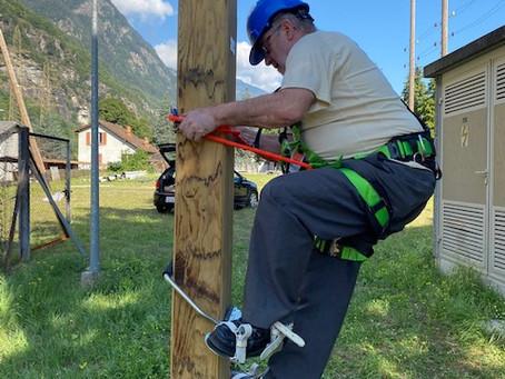EdelWise ENERGY schreibt im Bereich iTP-Masten in der Schweiz Geschichte!