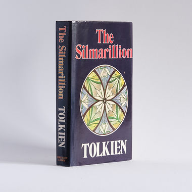 Silmarillion, Tolkien, First edition.jpg