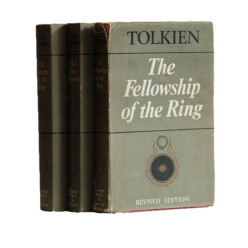 The Lord of the Rings, By J. R. R. Tolkien