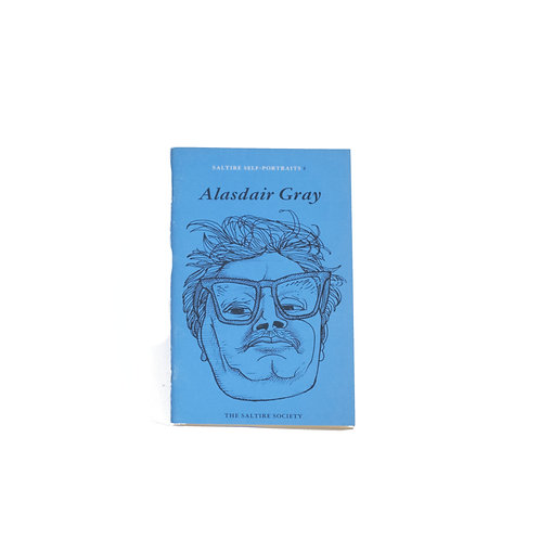 Saltair Self-Portraits 4 - Alasdair Gray