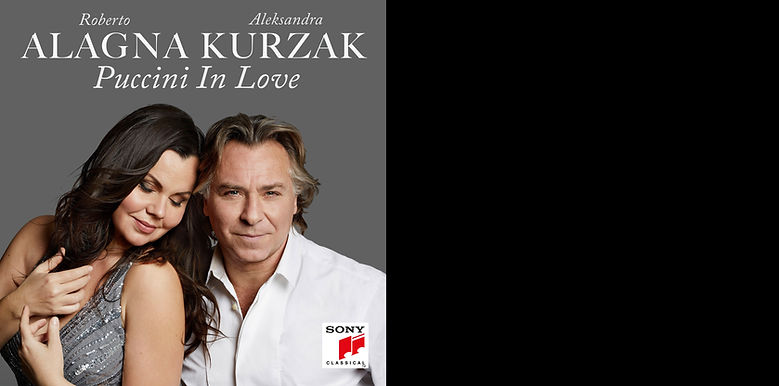Puccini in Love, Alagna Kurzak, Diapo Ba