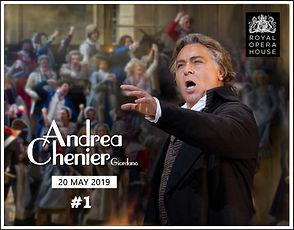 Cover Alagna Andrea Chenier ROH 062019.j