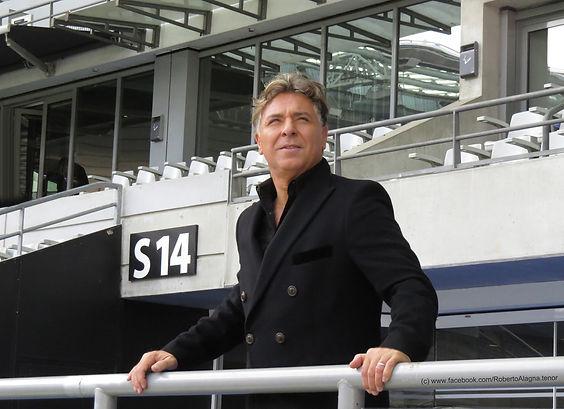 Roberto Alagna, Stade de France (c) SoV.