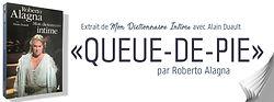 """Entrée """"Queue de Pie"""", Dictionnaire Inti"""