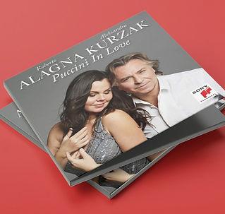 Alagna, Kurzak, Puccini in love, Sony, D
