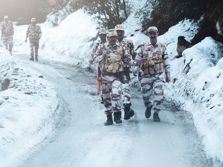 China and India Move to Defuse Tensions After Clashes in the Himalayas