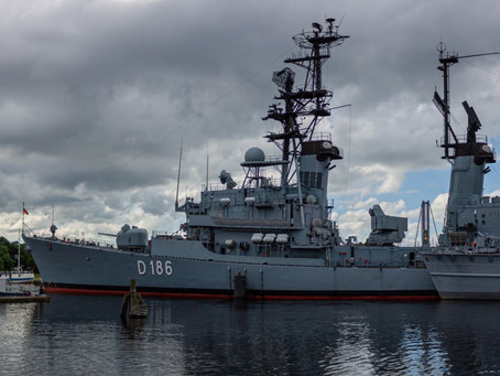 Germany wades into the Indo-Pacific fray