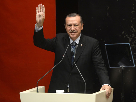 Erdogan says Turkey, US reached agreements on Libya