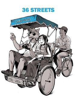 Take a cyclo